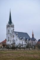 Kostel svatých Fabiána a Šebestiána v Zákupech